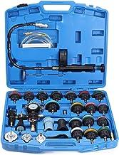 Yialia 28pcs Universal Testador de pressão do radiador Tipo de vácuo Sistema de refrigeração Kits de detector de teste