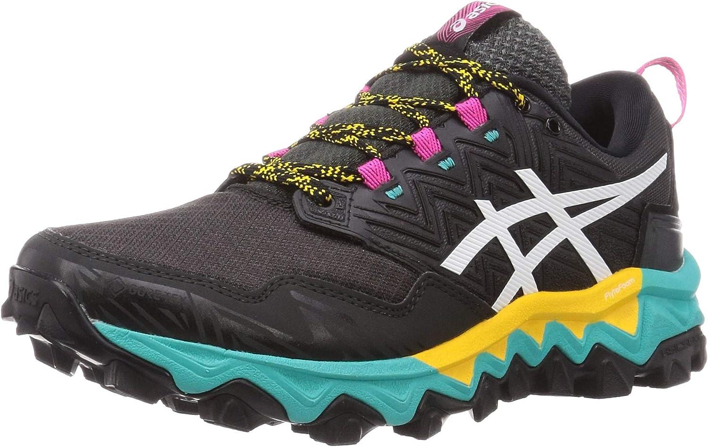 ASICS Gel-Fujitrabuco 8 G-TX, Running Shoe Femme : Amazon.fr ...