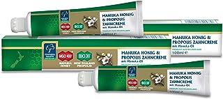 Manuka Health Zahncreme mit MGO 400 Honig und Manuka Öl, 2er Pack 2 x 100 ml