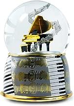 NON ROCK Bola de agua para instrumentos musicales, caja de música, no roca