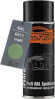 RAL 6011 Resedagrün Spraydose 400 ml matt schnelltrocknend