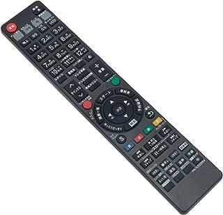 PerFascin 代用リモコン replace for パナソニック リモコン ブルーレイ Panasonic DIGA ディーガN2QAYB001056 DMR-BRW510 DMR-BRW1010