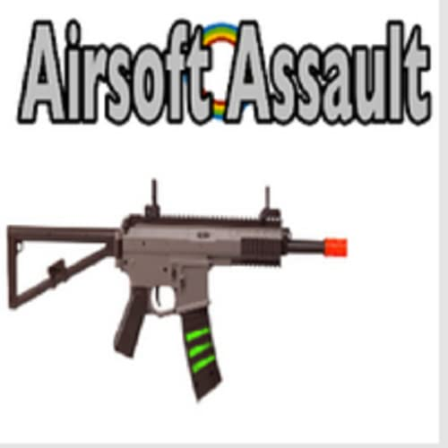 Airsoft Automatic Machine Gun