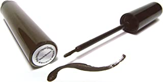 Pure Ziva Dark Brown Black Waterproof Long Lasting Liquid Eyeliner, No Animal Testing & Cruelty Free