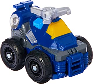 Hasbro Transformers Rescue Bots Academy: Converting Flip Racers Whirl The Flight-Bot Toy Ages 3 to 7