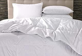 Marriott Exclusive Down Duvet Insert - Allergen-Free Down Comforter with Sewn-Through Box Design - Queen