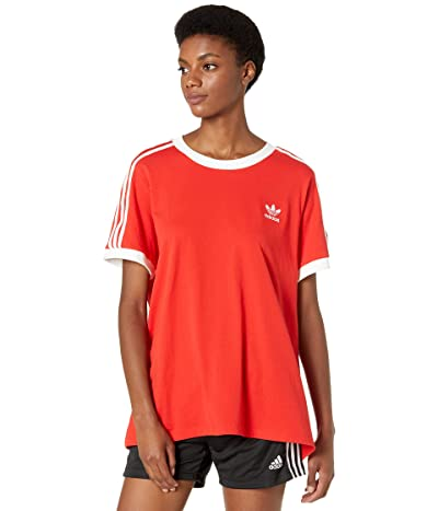 adidas Originals Plus Size 3-Stripes Tee
