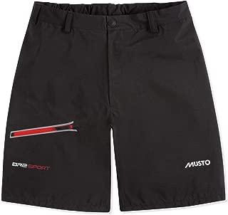 Musto BR2 Sport Sailing Shorts 2019 - Black/Black