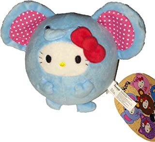 Elephant Hello Kitty Plush