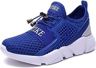 أحذية رياضية رياضية خفيفة الوزن قابلة للتنفس للأولاد والبنات والأولاد أحذية رياضية للجري