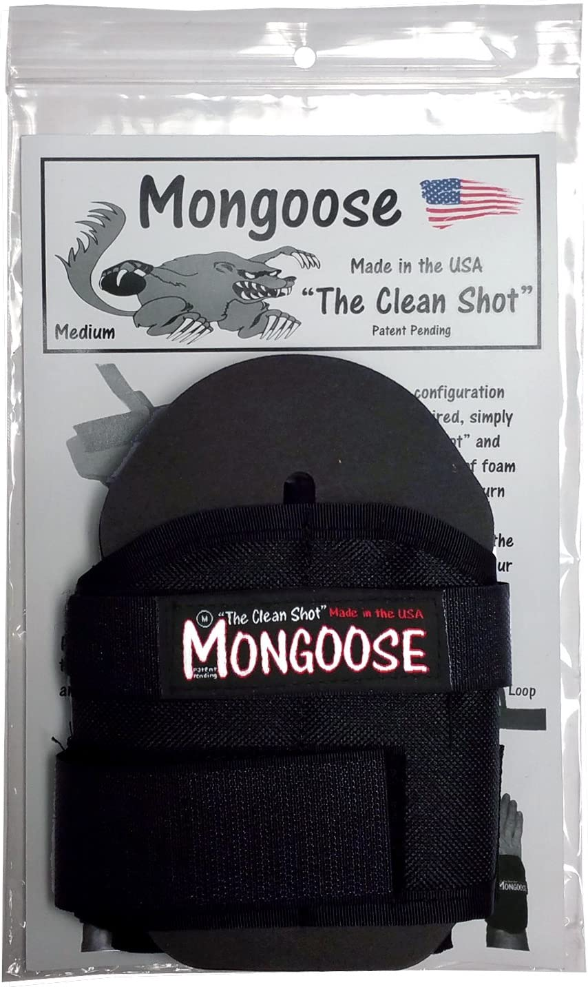 Mongoose Ranking TOP4 Clean Shot mart Support Wrist