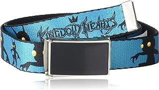 Web Belt, KINGDOM HEARTS Shadow Poses Turquoise/Black, 1.0