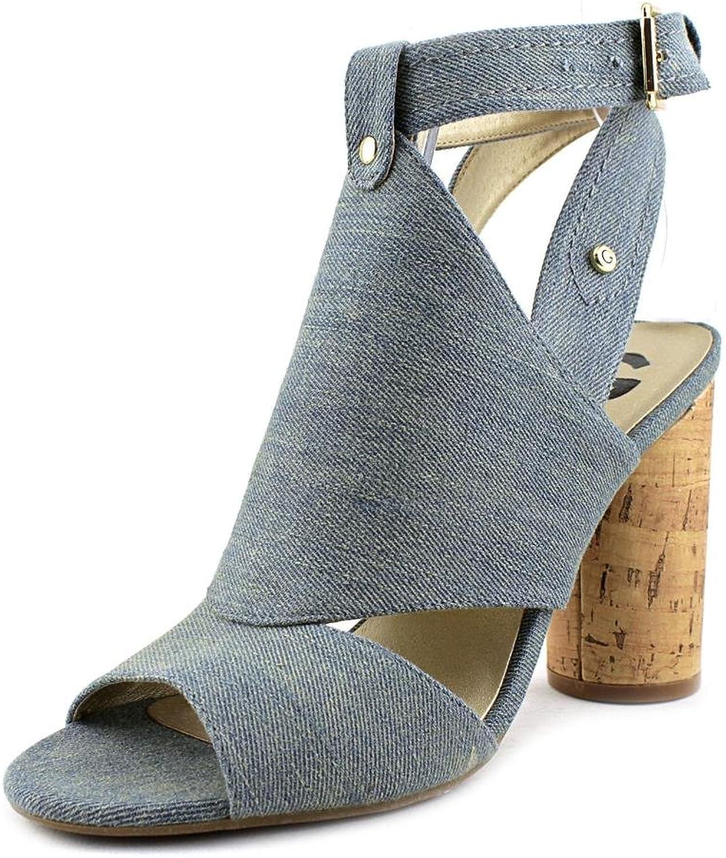 G By Guess Jonra Women US 8.5 bluee Sandals