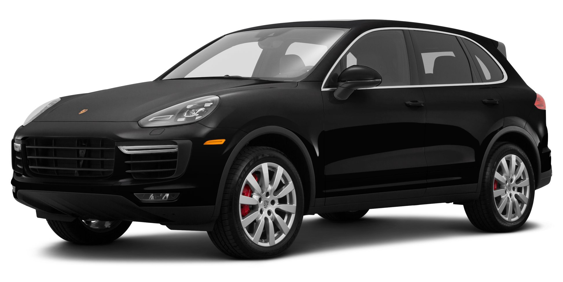... 2015 Porsche Cayenne Turbo, All Wheel Drive 4-Door ...