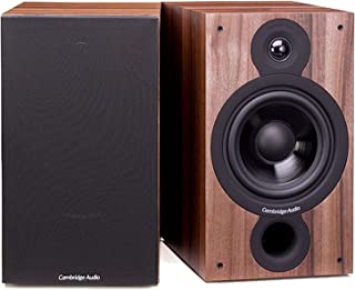 Cambridge Audio - SX-60 - Stand Mount Speakers - Dark Walnut (Pair)