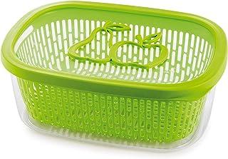 Snips Aroma Storage Fruit Keeper, Green