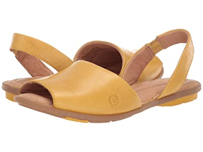 Born Trang (Yellow Full Grain Leather) Women