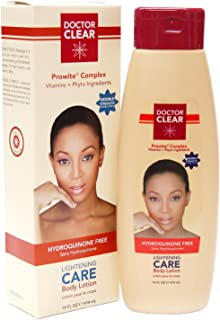 Doctor Clear Lightening CARE Body Lotion (Double Strength) 14oz