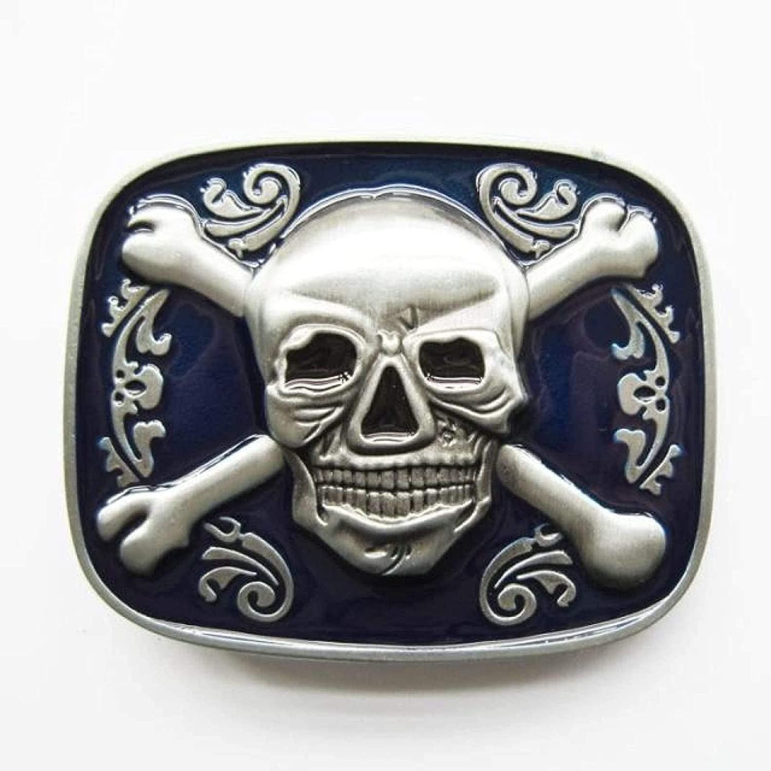 Retail Tattoo Skull Flower Bottle Belt Womens Direct stock discount Buckle Opener We OFFer at cheap prices