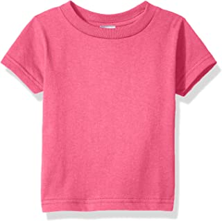 Clementine Baby Girls' Infant Soft Cotton Jersey T-Shirt