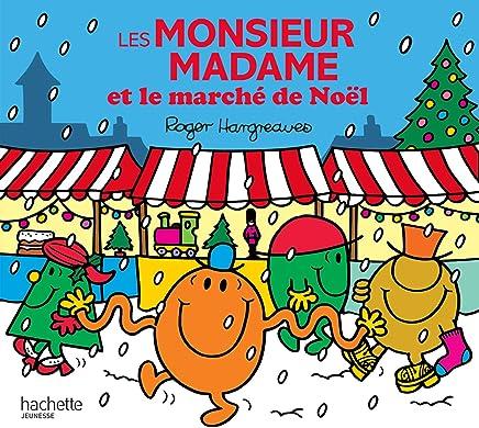 Les Monsieur Madame et le marché de Noël