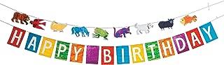 Fun Express - Brown Bear Garland for Birthday - Party Decor - Hanging Decor - Garland - Birthday - 2 Pieces