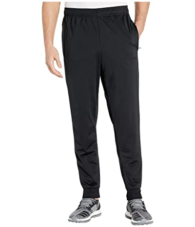 adidas Tricot Jogger Pants (Black/Black) Men