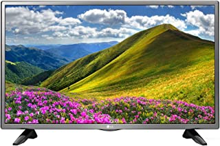 """TV LED, LG 32LJ520B, Preto, 32"""""""