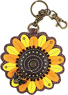 Chala Coin Purse/Key Fob Yellow Size: One Size
