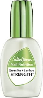 Sally Hansen Nail Nutrition Green Tea + Bamboo Strengthener, 0.45 Fluid Ounce