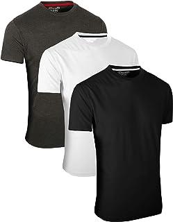 FULL TIME SPORTS 3 Packs Long & Tall Tee Shirt Combo