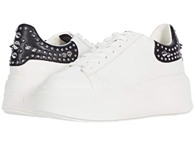 ASH Moby (White/Black) Women