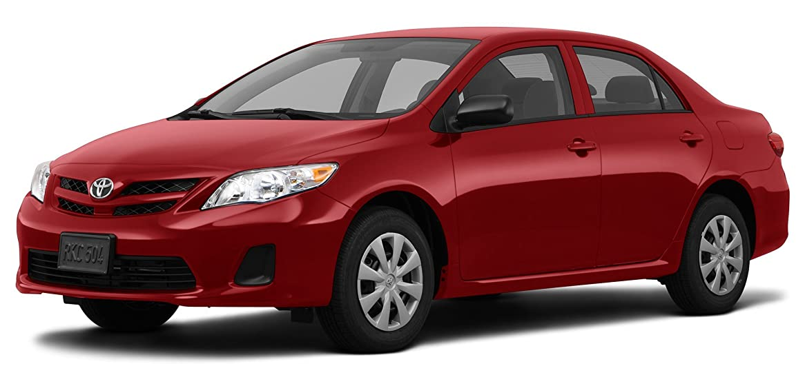 Amazon 2011 Toyota Corolla Reviews Images And Specs Vehicles