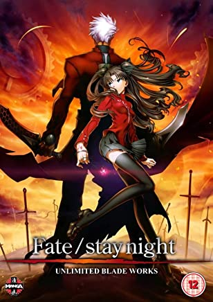 Fate / Stay Night: Unlimited Blade Works 英国版 [DVD][PAL][Import]