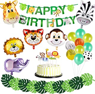 Best tiger happy birthday balloons Reviews
