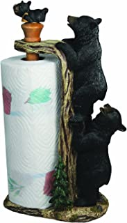 River's Edge Products Bear Paper Towel Holder