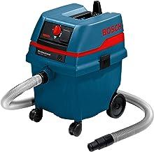 Odkurzacz do pracy na sucho i mokro GAS 25 L SFC Bosch Professional (dysza do fug, wąż 3 m, zest. dysz do podł, dysza do w...