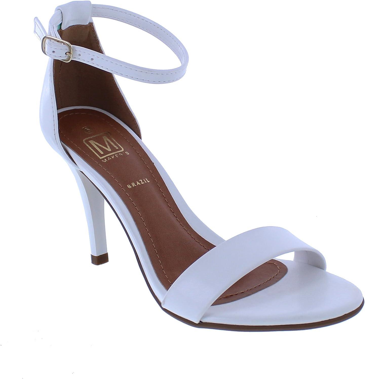 Maker's shoes Women's Heel Sandals