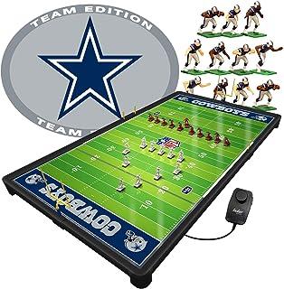 Tudor Games NFL Dallas Cowboys NFL Pro Bowl Electric Football Game Set, Multicolor