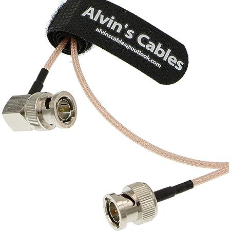 Alvin S Cables Bnc Stecker Auf Stecker Rg179 Kamera