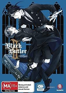 Black Butler Ii   Kuroshitsuji Ii   Season 2 Collection   Ova   3 Discs   Anime & Manga   NON-USA Format   PAL   Region 4 Import - Australia