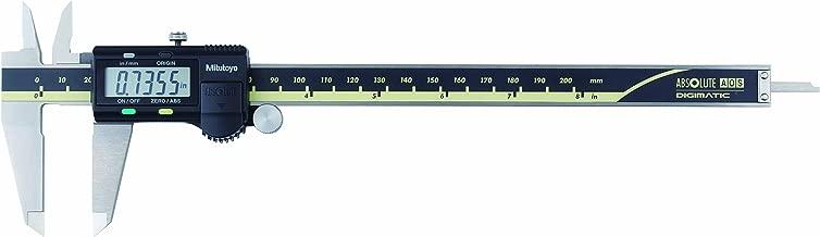 Mitutoyo 500-172-30 Advanced Onsite Sensor Absolute Scale Digital Caliper, 0-8