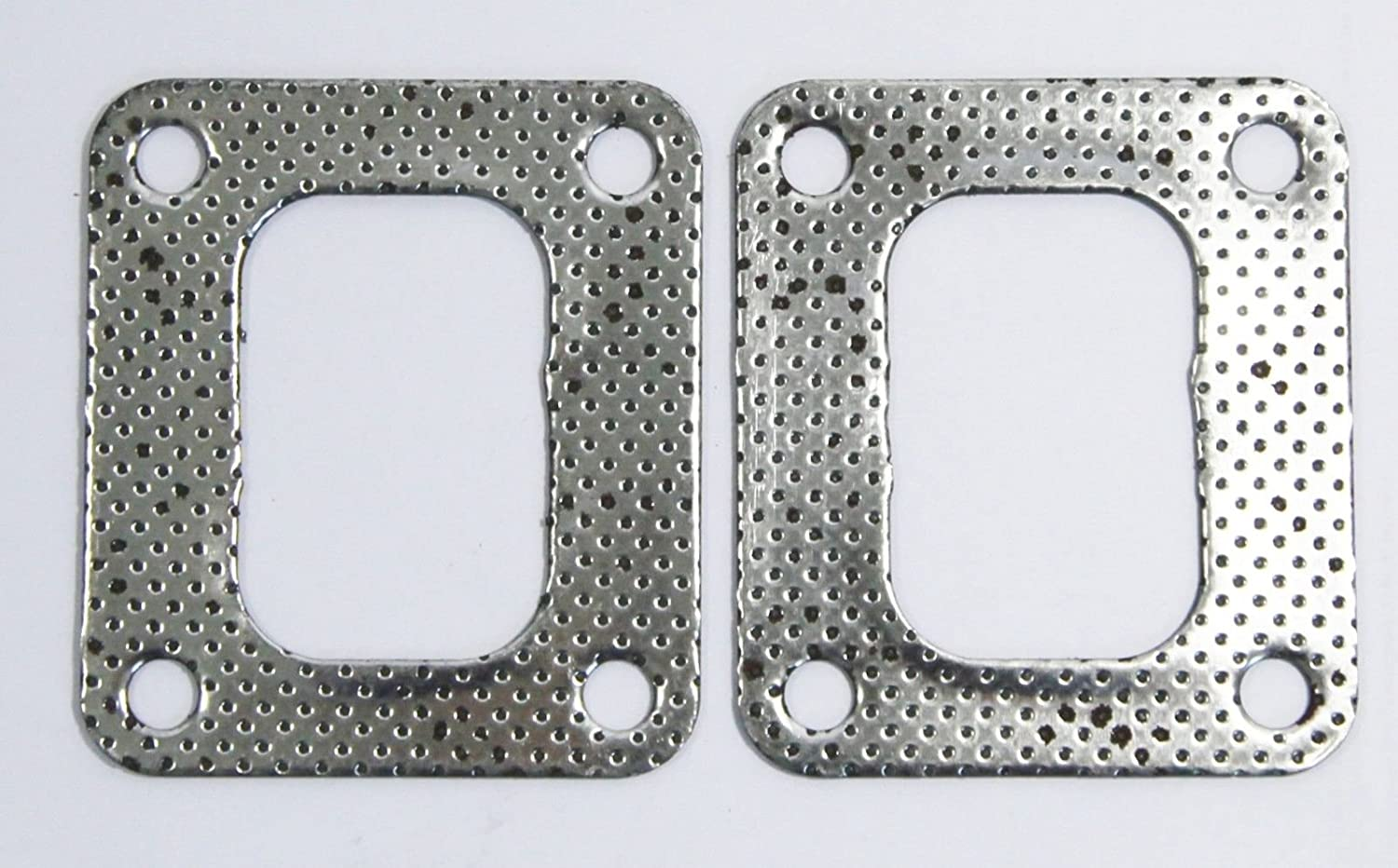 2 PCS Universal Now on sale T4 Gasket All stores are sold Turbos T04R T04Z T66 T6 60-1 62-1