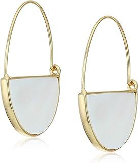 Reversible Hoop Earrings
