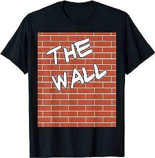The Wall Costume - Funny Halloween Brick Wall Costume
