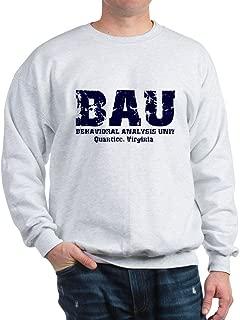 CafePress BAU Criminal Mind Classic Crew Neck Sweatshirt