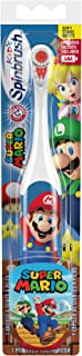 ARM & HAMMER Spinbrush Super Mario (Style and Theme May Vary) by Spinbrush