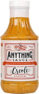 Wide Open Foods Anything Sauce - All Natural Flavorful Cooking For Home & Kitchen Use (Creole, 1 Pack)