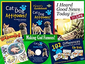 Year 1 Elementary: Cat and Dog Attitudes Complete Kit