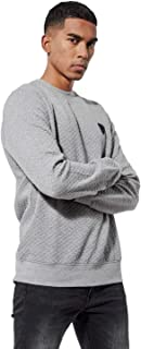 Kaporal - Sweat régular Homme Jacquard - Ruby - Homme
